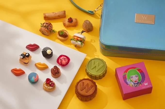 w hotel kl mooncake 2021 1 - 12款最适合商务送礼的高级月饼礼盒