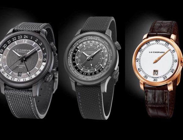 chopard luc watches holiday 2021 600x460 - 三款 Chopard L.U.C 腕表,为当代绅士展现瑞士制表的最高标准!
