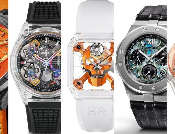 only watch 2021 top picks 600x460 - 9款 Only Watch 2021 拍卖会上最精致的腕表!
