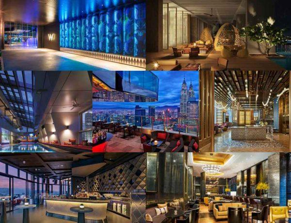recommended 7 senior hotel bar atmosphere sense 100 points 600x460 - 推荐7大高级酒店酒吧,气氛感100分!