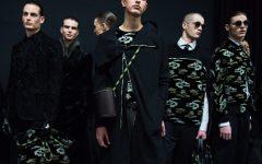 emporio armani menswear fall winter 2018 240x150 - Emporio Armani 秋冬'18,成就果敢的都市男性