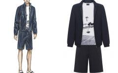 giorgio armani ss18 summer wardrobe collection BIG  240x150 - Giorgio Armani 都会型酷,迎接明朗夏日