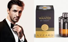 """Azzaro Fragrance Wanted By Night Feature 240x150 - 迷人""""夜来香"""" Azzaro Wanted by Night 绅士夜行良伴"""