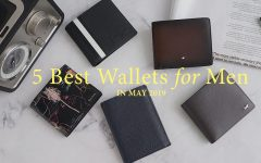 best mens wallet to buy at 2019 240x150 - [K's Style] Best Men's Leather Wallets