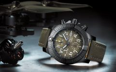 05 avenger chronograph 45 night mission 1 240x150 - 航空腕表王者驾临:Breitling Avenger Collection