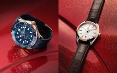 omega watches holiday gift guide 240x150 - OMEGA 2019 佳节献礼甄选