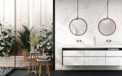 Cosentino 001 240x150 - 灰白色调打造典雅时尚的浴室空间