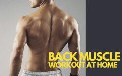 BACK MUSCLE WORKOUT AT HOME 240x150 - 无器材也可锻炼背肌!5个零器材训练动作
