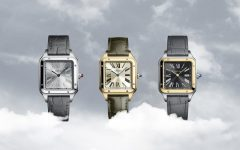 Santos Dumont watches 001 240x150 - Cartier 用腕表说故事: Santos-Dumont 限量版腕表