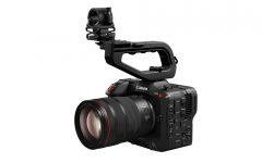 canon eos c70 240x150 - Canon 首款配置RF镜头接环的最新 EOS C70