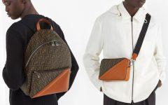 fendi men ff diagonal leather goods 2021 001 240x150 - 稳重又不失时尚感的新诠释!FENDI FF Diagonal 皮具系列