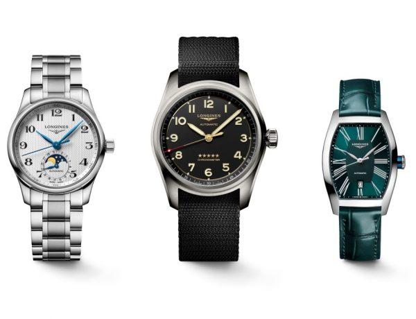 longines cover pic 600x460 - Longines 推出全新三大腕表系列,给男士和女士最优雅的礼品!